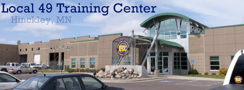 training center banner 3069